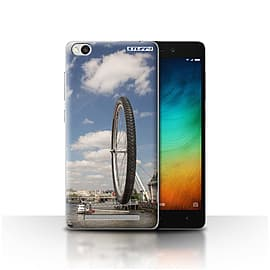 STUFF4 Case/Cover for Xiaomi Redmi 3 / London Eye Design / Imagine It Collection Mobile phones