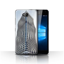STUFF4 Case/Cover for Microsoft Lumia 650 / Booming Business Design / Imagine It Collection Mobile phones