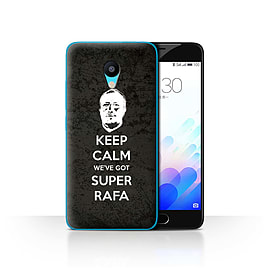 Official Newcastle United FC Case/Cover for Meizu M3/Keep Calm Design/NUFC Rafa Ben?tez Mobile phones