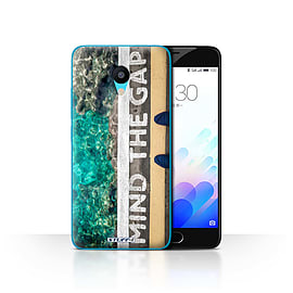 STUFF4 Case/Cover for Meizu M3 / Mind The Gap Design / Imagine It Collection Mobile phones