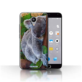 STUFF4 Case/Cover for Meizu M2 / Koala Bear Design / Wildlife Animals Collection Mobile phones
