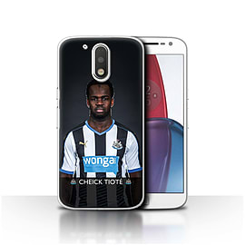Official NUFC Case/Cover for Motorola Moto G4 Plus 2016/Tiot? Design/NUFC Football Player 15/16 Mobile phones