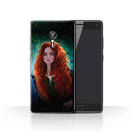 Official Elena Dudina Case/Cover for Lenovo ZUK Z2 Pro/Princess Design/Fairy Tale Character Mobile phones