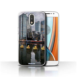 STUFF4 Case/Cover for Motorola Moto G4 2016 / Great Escape Design / Imagine It Collection Mobile phones