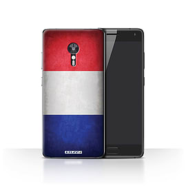 STUFF4 Case/Cover for Lenovo ZUK Z2 Pro / France/French Design / Flags Collection Mobile phones
