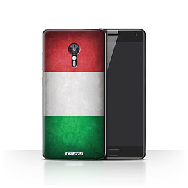 STUFF4 Case/Cover for Lenovo ZUK Z2 Pro / Italy/Italian Design / Flags Collection Mobile phones