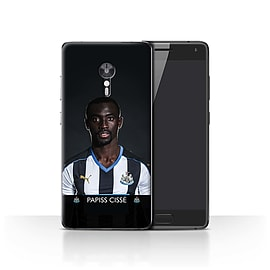 Newcastle United FC Case/Cover for Lenovo ZUK Z2 Pro/Ciss? Design/NUFC Football Player 15/16 Mobile phones