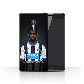 Newcastle United FC Case/Cover for Lenovo ZUK Z2 Pro/Tiot? Design/NUFC Football Player 15/16 Mobile phones