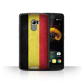 STUFF4 Case/Cover for Lenovo Vibe K4 Note / Belgium Design / Flags Collection Mobile phones