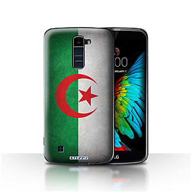 STUFF4 Case/Cover for LG K7 /X210 / Algeria/Algerian Design / Flags Collection Mobile phones