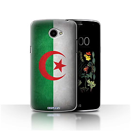 STUFF4 Case/Cover for LG K5/X220/Q6 / Algeria/Algerian Design / Flags Collection Mobile phones
