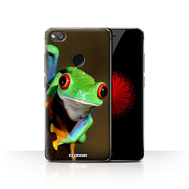 STUFF4 Case/Cover for ZTE Nubia Z11 Mini / Frog Design / Wildlife Animals Collection Mobile phones