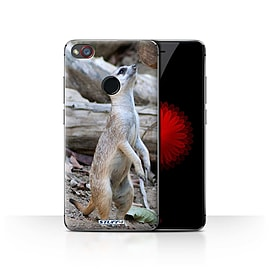 STUFF4 Case/Cover for ZTE Nubia Z11 Mini / Meerkat Design / Wildlife Animals Collection Mobile phones