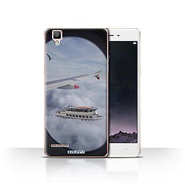 STUFF4 Case/Cover for Oppo F1 / Cloudspotting Design / Imagine It Collection Mobile phones