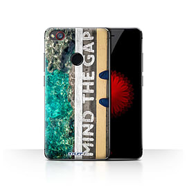 STUFF4 Case/Cover for ZTE Nubia Z11 Mini / Mind The Gap Design / Imagine It Collection Mobile phones