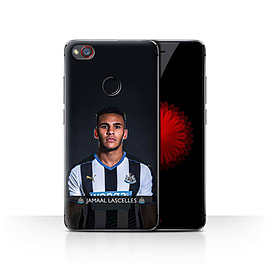 Newcastle United FC Case/Cover for ZTE Nubia Z11 Mini/Lascelles Design/NUFC Football Player 15/16 Mobile phones