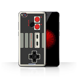STUFF4 Case/Cover for ZTE Nubia Z11 Mini / Nintendo Classic Design / Games Console Collection Mobile phones