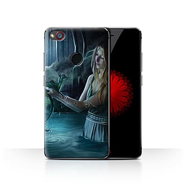 Official Elena Dudina Case/Cover for ZTE Nubia Z11 Mini/Water/Baby Design/Dragon Reptile Mobile phones