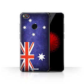 STUFF4 Case/Cover for ZTE Nubia Z11 Mini / Australia/Australian Design / Flags Collection Mobile phones