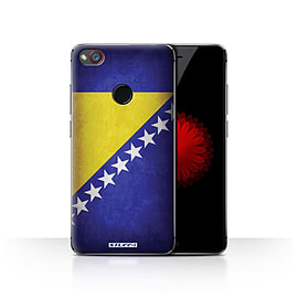 STUFF4 Case/Cover for ZTE Nubia Z11 Mini / Bosnia & Herzegovina Design / Flags Collection Mobile phones
