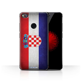 STUFF4 Case/Cover for ZTE Nubia Z11 Mini / Croatia/Croatian Design / Flags Collection Mobile phones