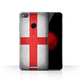STUFF4 Case/Cover for ZTE Nubia Z11 Mini / England/English Design / Flags Collection Mobile phones