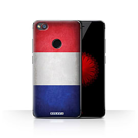STUFF4 Case/Cover for ZTE Nubia Z11 Mini / France/French Design / Flags Collection Mobile phones