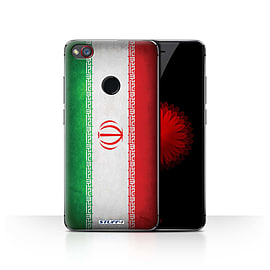 STUFF4 Case/Cover for ZTE Nubia Z11 Mini / Iran/Iranian Design / Flags Collection Mobile phones