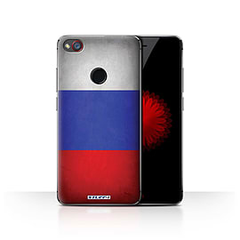 STUFF4 Case/Cover for ZTE Nubia Z11 Mini / Russia/Russian Design / Flags Collection Mobile phones