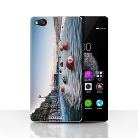 STUFF4 Case/Cover for ZTE Nubia Z9 / Pool Design / Imagine It Collection Mobile phones