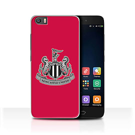 Official Newcastle United FC Case/Cover for Xiaomi Mi5/Mi 5/Mono/Red Design/NUFC Football Crest Mobile phones