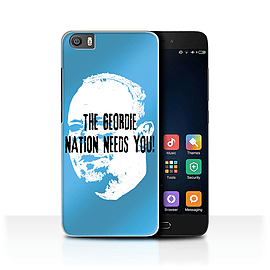 Official Newcastle United FC Case/Cover for Xiaomi Mi5/Mi 5/Geordie Nation Design/NUFC Rafa Ben?tez Mobile phones