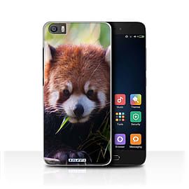 STUFF4 Case/Cover for Xiaomi Mi5/Mi 5 / Racoon Design / Wildlife Animals Collection Mobile phones