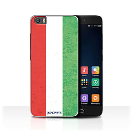 STUFF4 Case/Cover for Xiaomi Mi5/Mi 5 / Hungary/Hungarian Design / Flags Collection Mobile phones