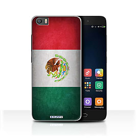 STUFF4 Case/Cover for Xiaomi Mi5/Mi 5 / Mexico/Mexican Design / Flags Collection Mobile phones