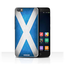 STUFF4 Case/Cover for Xiaomi Mi5/Mi 5 / Scotland/Scottish Design / Flags Collection Mobile phones