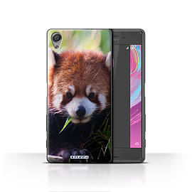 STUFF4 Case/Cover for Sony Xperia X / Racoon Design / Wildlife Animals Collection Mobile phones