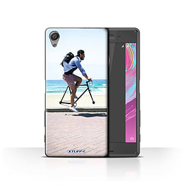 STUFF4 Case/Cover for Sony Xperia X / Free Wheeling Design / Imagine It Collection Mobile phones