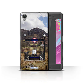 STUFF4 Case/Cover for Sony Xperia X / Subway Design / Imagine It Collection Mobile phones