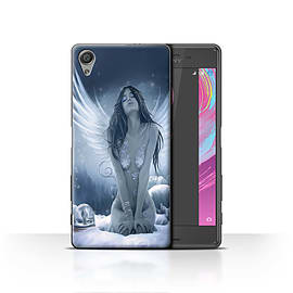 STUFF4 Case/Cover for Sony Xperia X / La Nieve Design / Fantasy Angel Collection Mobile phones