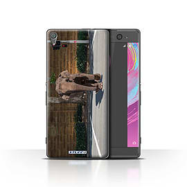 STUFF4 Case/Cover for Sony Xperia XA / Jaywalking Design / Imagine It Collection Mobile phones