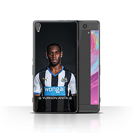 Official Newcastle United FC Case/Cover for Sony Xperia XA/Anita Design/NUFC Football Player 15/16 Mobile phones