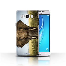 STUFF4 Case/Cover for Samsung Galaxy J5 2016 / Elephant Design / Wildlife Animals Collection Mobile phones
