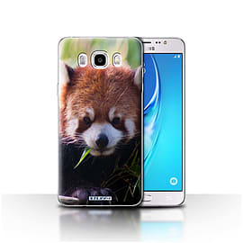 STUFF4 Case/Cover for Samsung Galaxy J5 2016 / Racoon Design / Wildlife Animals Collection Mobile phones