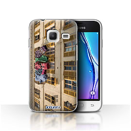 STUFF4 Case/Cover for Samsung Galaxy J1 Nxt/Mini / Nice Socks Design / Imagine It Collection Mobile phones