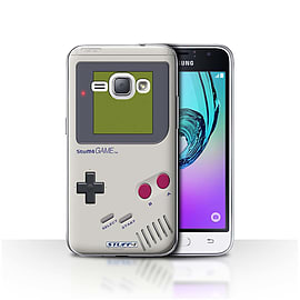STUFF4 Case/Cover for Samsung Galaxy J1 2016 / Nintendo Game Boy Design / Games Console Collection Mobile phones
