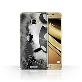 STUFF4 Case/Cover for Samsung Galaxy C5 / Fancy a Cuppa Design / Imagine It Collection Mobile phones
