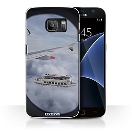 STUFF4 Case/Cover for Samsung Galaxy S7/G930 / Cloudspotting Design / Imagine It Collection Mobile phones