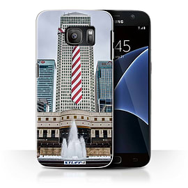 STUFF4 Case/Cover for Samsung Galaxy S7/G930 / Suits Design / Imagine It Collection Mobile phones