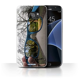 STUFF4 Case/Cover for Samsung Galaxy S7 Edge/G935 / Spring Sprung Design / Imagine It Collection Mobile phones